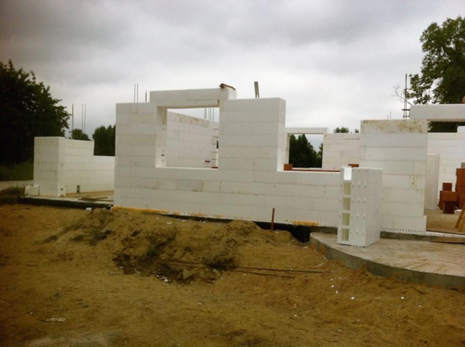 Fantastyczny Technologia betonowa: Szalunek tracony / Izodom - CZĘSTO ZADAWANE EL63