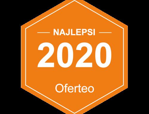 NAJLEPSI 2020w portalu branżowym OFERTEO – po raz czwarty z rzędu!